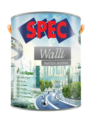 CHỐNG THẤM SPEC WALLI WATER BORNE W01