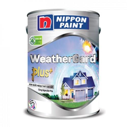 Kết quả hình ảnh cho Nippon WeatherGard