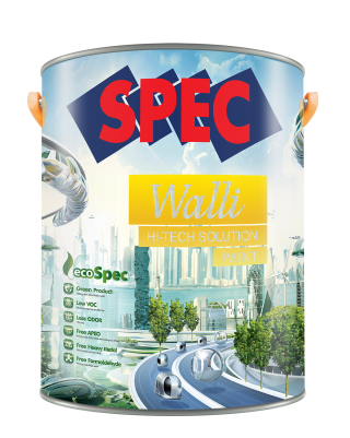 SƠN SPEC WALLI HI-TECH SOLUTION PAIN