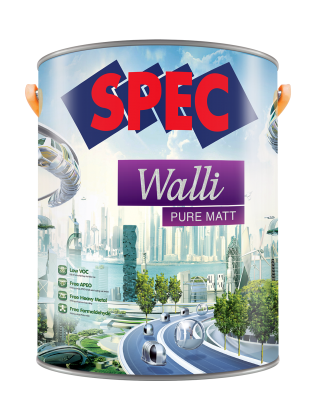 SƠN SPEC WALLI PURE MATT