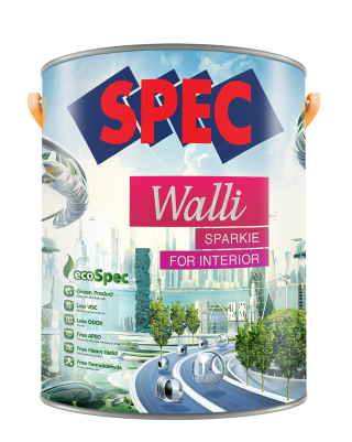 SƠN SPEC WALLI SPARKIE FOR INT